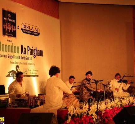 Jaswinder singh , Concert Pics