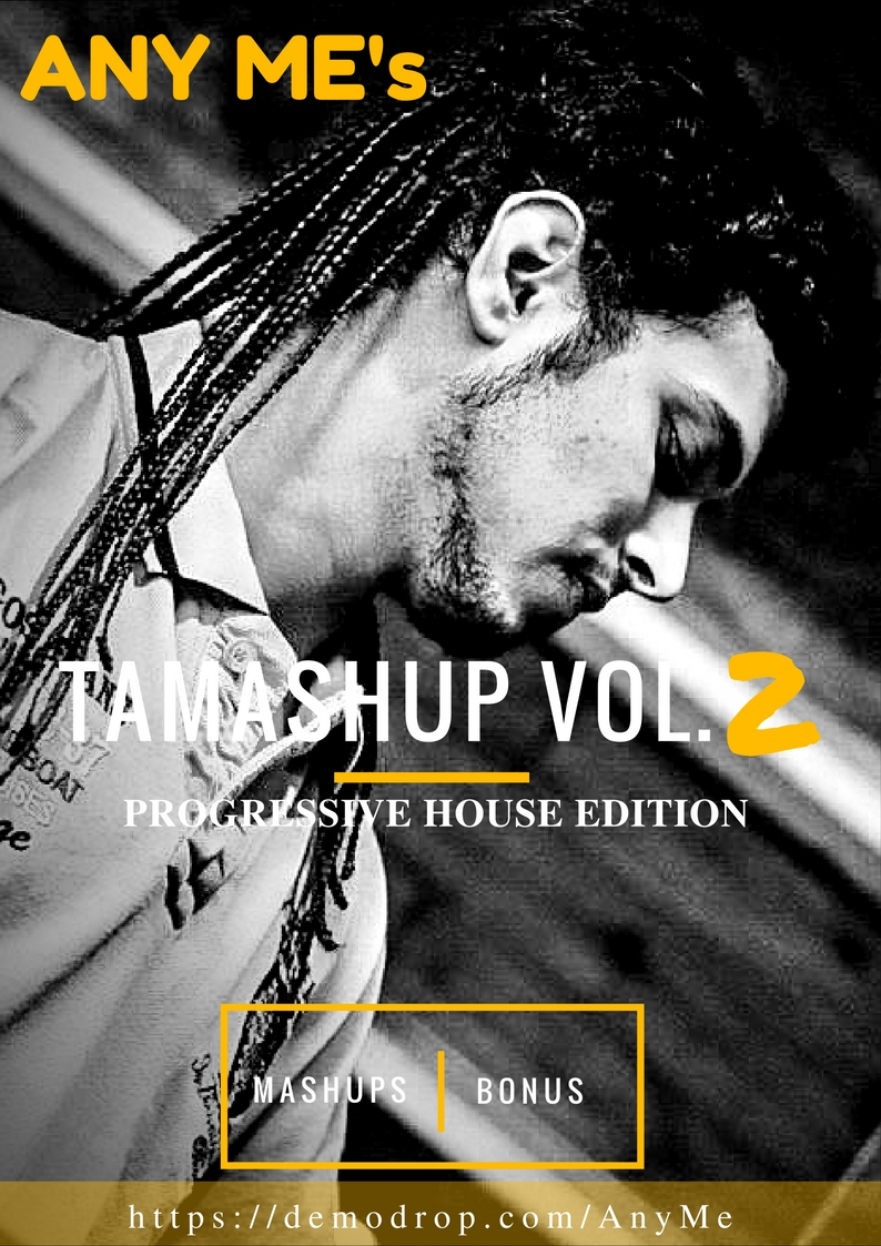 Any Me , Tamashup Vol.2
