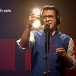 silent cry sung by sudheer rikhari