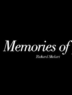 Memories of you  sung by Richard Shekari