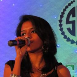 gouri I\'ll-be-strong sung by Gouri Ranjit
