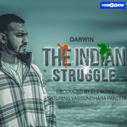 The Indian Struggle sung by Darwin