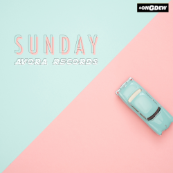 Sunday sung by Avora Records