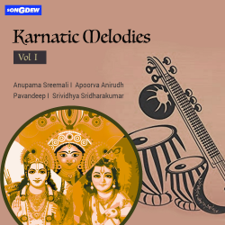 Karnatic Melodies ( Volume 1 )