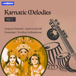Sahana Raga Alapana sung by Srividhya Sridharakumar