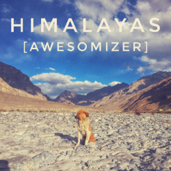 Himalayas [AwesomiZer] sung by AwesomiZer