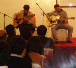 Heart & Passions (Romantic, Unplugged) sung by Kapil Srivastav