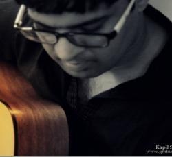 Humko man ki_Guitar Prayer sung by Kapil Srivastav