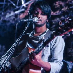 Drowning sung by Mahesh Raghunandan