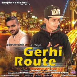 Gerhi Route sung by Natraj Music Company