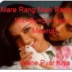 Mare rang me rangne wali sung by Vishal Sharma