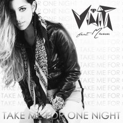 Take Me For One Night Feat. Mann sung by Vinita