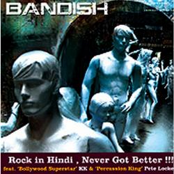 Bandish-feat Pete Lockett. sung by BANDISH