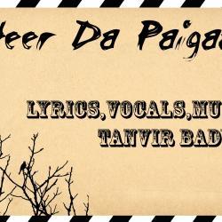 Heer_Da_Paigaam-Tanvir_Badwal sung by Tanvir Badwal
