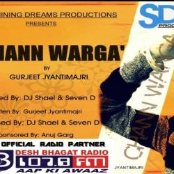 Chann Warga sung by Shining Dreams Productions