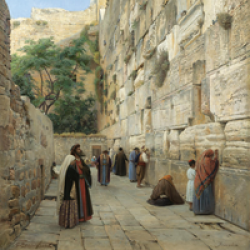 The Wailing Wall sung by Philip Wikel