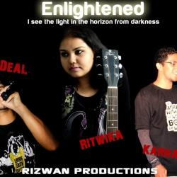 Enlightened- Gubbi & Big Deal feat. Ritwika sung by Gubbi