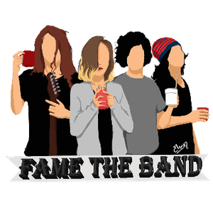 Fame The band  Image