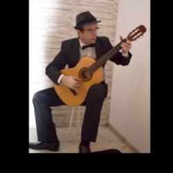 Away In A Manger Classical Guitar sung by Adrian Danaila