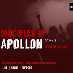 Shihoron sung by Disciples of Apollon