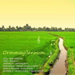 Ormmayilennum sung by Harisankar KRH