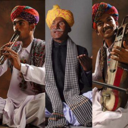 Moorchang and Dholak (Instrumental) sung by Rhythm of Rajasthan