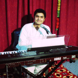 Krishna bhajan sung by Avanish Kumar Sharma