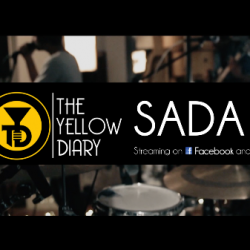 The Yellow Diary - Sada (Live) sung by The Yellow Diary