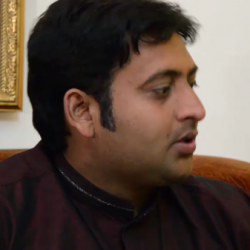AKHT O TAJ AASMAN-NIKHIL JATIN KUMAR sung by Nikhil Jatin Kumar