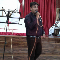 YESHU MASIH-NIKHIL JATIN KUMAR sung by Nikhil Jatin Kumar