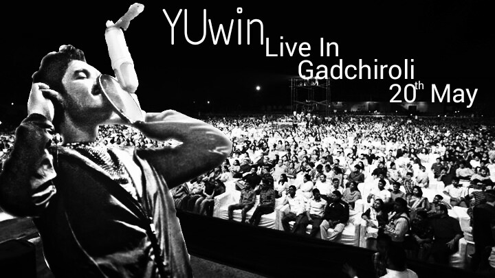 Yuwin Kapse, concerts or in gigs