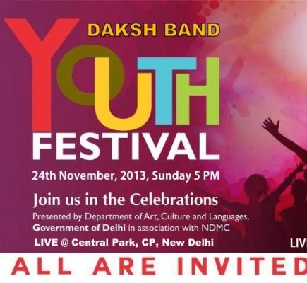 Daksh , Daksh Band Live
