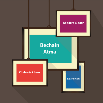 Bechain Atma : The Restless Souls