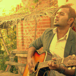 Feel So Right to Unite sung by Amit Singha