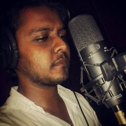 Shree Ganeshay Dheemahi sung by Mayur Patel