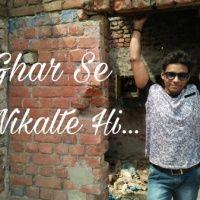 Ghar Se Nikalte Hi | Cover By | Sandeep Singh