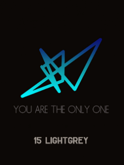 You are the only one sung by 15 Lightgrey