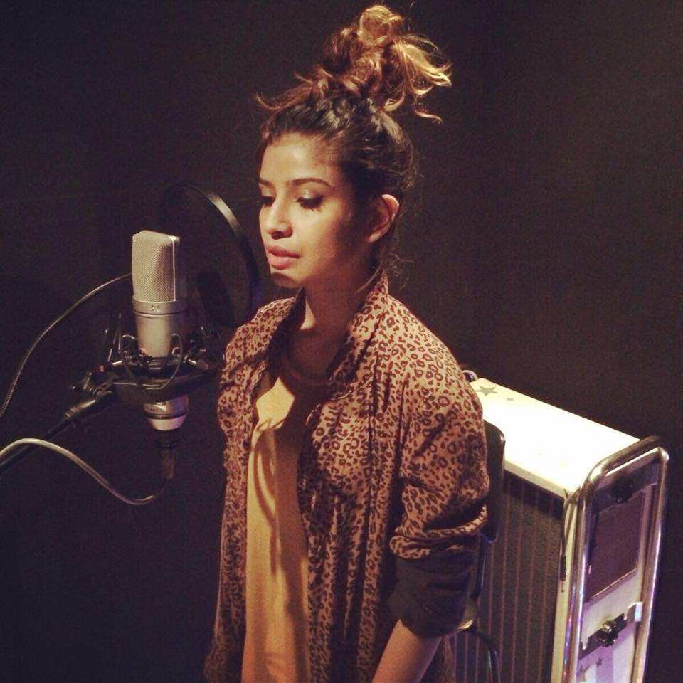 Ishani , Studio Life