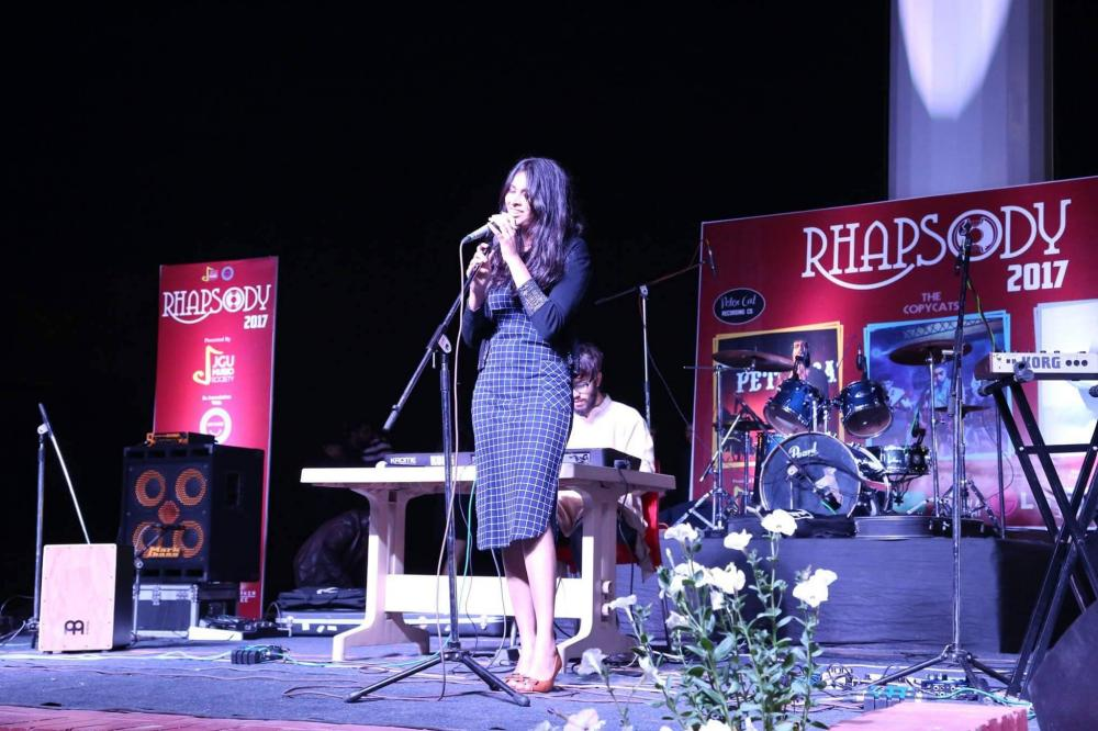 Sumedha Sharma, Performance
