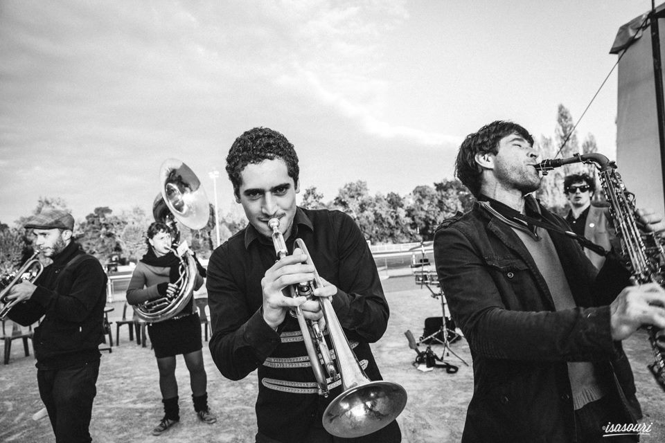 Les Fanflures Brass Band , FFLRE