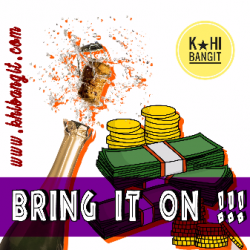 Bring It On sung by K Hi Bangit