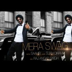 8. Mera Swag sung by Saahir banwait