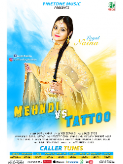 Mehndi VS Tattoo sung by Layal Naina
