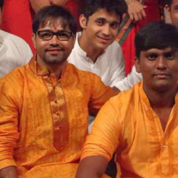 Gavlan  sung by Jayvant onkar music director