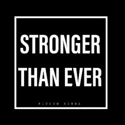Stronger Than Ever (feat. Anubhav Langthasa) sung by Piyush Sinha