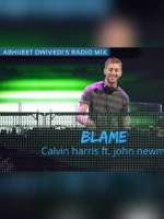 Blame - Calvin harris (radio mix)
