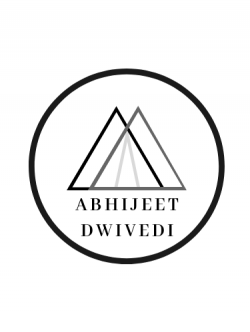 BEYOND THE BLUE sung by Abhijeet dwivedi