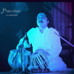 Tabla solo  sung by rasheed niyazi