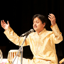 Raaga Devgiri Bilawal sung by Pt Geetesh Mishra