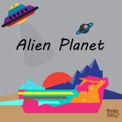 Space Ship - Alien Planet EP sung by Tmronow